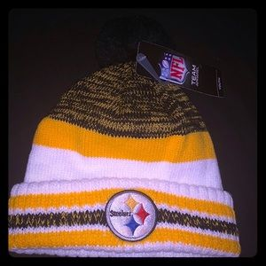 Pittsburgh Steelers Junior Cold Weather Knit Hat